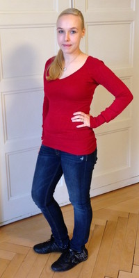 Sandra Baur aus Rotkreuz nach dem Abnehmen mit ParaMediForm