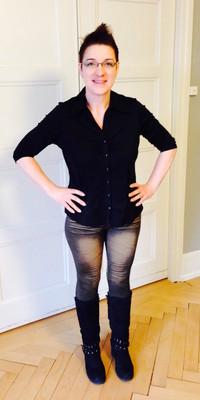 Wanda Andres aus Rotkreuz nach dem Abnehmen mit ParaMediForm