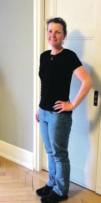 Monika Rubin aus Baar nach dem Abnehmen mit ParaMediForm