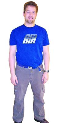 Patrick Marti de Belp avant de perdre du poids avec ParaMediForm