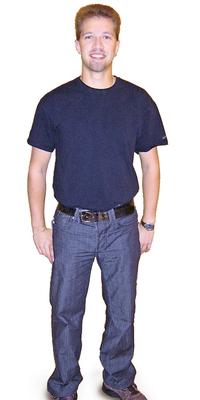 Patrick Marti de Belp après avoir perdu du poids avec ParaMediForm
