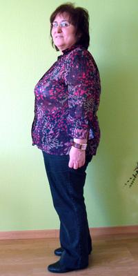 Maryam  Ata de Laupersdorf avant de perdre du poids avec ParaMediForm