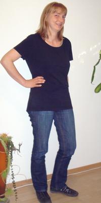 Franziska Stalder de Aedermannsdorf après avoir perdu du poids avec ParaMediForm