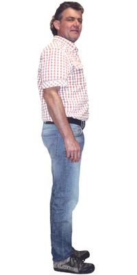 David Steiner de Neuendorf après avoir perdu du poids avec ParaMediForm