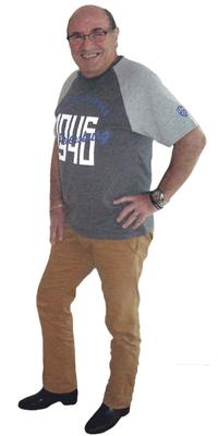 Urs Baumgartner de Balsthal après avoir perdu du poids avec ParaMediForm