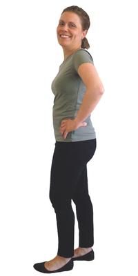 Gracinda Do Aido de Oberbuchsiten après avoir perdu du poids avec ParaMediForm