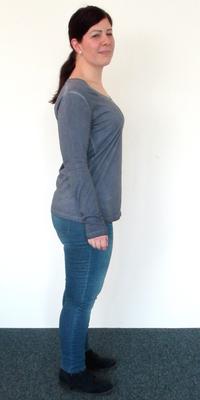 Selma Temiz de Dättwil après avoir perdu du poids avec ParaMediForm