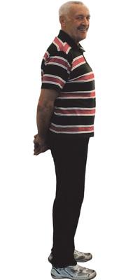 Alfred Eberhard de Seon après avoir perdu du poids avec ParaMediForm