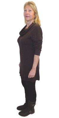 Renate Moser de Untersiggenthal après avoir perdu du poids avec ParaMediForm