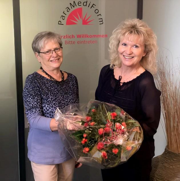 Das ganze Team von ParaMediForm Lenzburg gratuliert Frau Agnes Baldesberger aus Rupperswil zur erfolgreichen Gewichtsreduktion von 11,2 kg. Ihr Wohlfühlgewicht hält sie nun bereits seit Oktober 2017. Herzliche Gratulation zu dieser Leistung!
