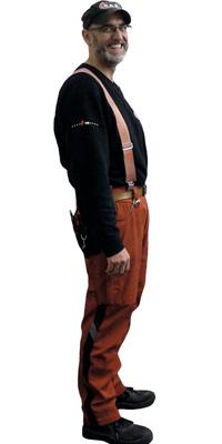 Marco Cammarata aus Schlossrued nach dem Abnehmen mit ParaMediForm