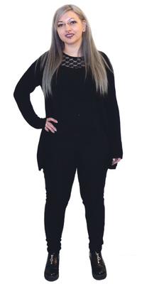 Charlotte Schmidt aus Lenzburg vor dem Abnehmen mit ParaMediForm