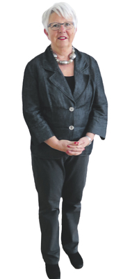 Rita Leuthard aus Mägenwil nach dem Abnehmen mit ParaMediForm