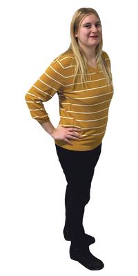 Lara Kurt de Trimbach après avoir perdu du poids avec ParaMediForm
