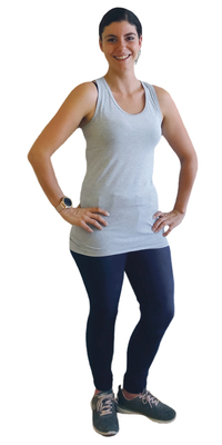 Ramona Locher de Strengelbach après avoir perdu du poids avec ParaMediForm