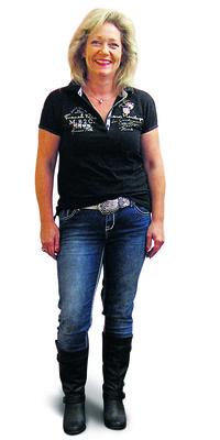 Silvia Marti de Lohn-Ammannsegg après avoir perdu du poids avec ParaMediForm