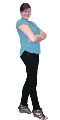 Mariana Stotzer de Büren a. Aare après avoir perdu du poids avec ParaMediForm