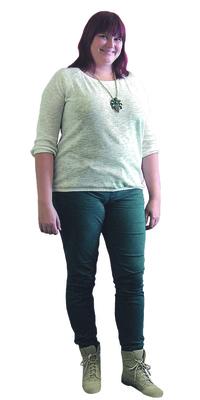 Mariana Stotzer de Büren a. Aare avant de perdre du poids avec ParaMediForm