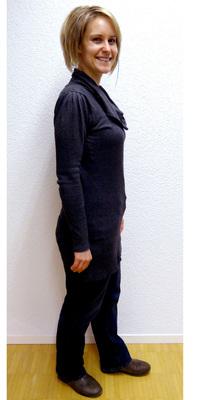 Manuela Rupp aus Madiswil nach dem Abnehmen mit ParaMediForm