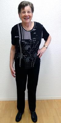 Susanne Meister aus Herzogenbuchsee nach dem Abnehmen mit ParaMediForm