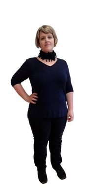 Jessica Meyer aus  nach dem Abnehmen mit ParaMediForm