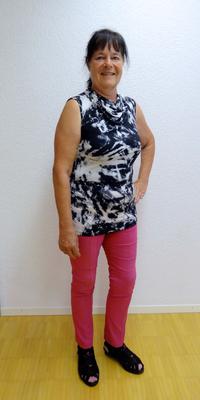 Beatrice Bärtschi aus Roggwil nach dem Abnehmen mit ParaMediForm