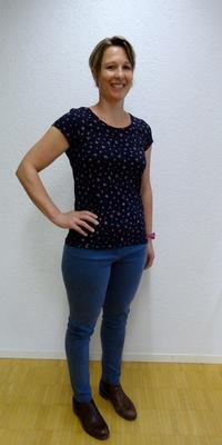 Manuela Minder aus Huttwil nach dem Abnehmen mit ParaMediForm