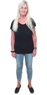 Katrin Rohrbach aus Burgistein nach dem Abnehmen mit ParaMediForm