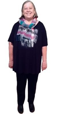 Christine von Grünigen aus Spiez nach dem Abnehmen mit ParaMediForm