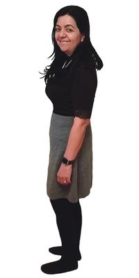 Gloria Zwycki-Smith aus Hünibach nach dem Abnehmen mit ParaMediForm