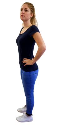 Michelle Graf aus Gossau nach dem Abnehmen mit ParaMediForm