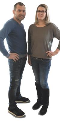 Fernando & Cristina Gomes aus Gossau nach dem Abnehmen mit ParaMediForm