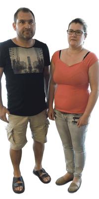 Fernando & Cristina Gomes aus Gossau vor dem Abnehmen mit ParaMediForm