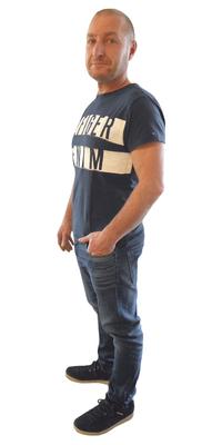 Giovanni De Tata aus Engelburg nach dem Abnehmen mit ParaMediForm