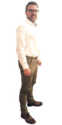 Stefan Diethelm de Galgenen après avoir perdu du poids avec ParaMediForm