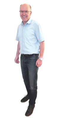 Peter Schnyder aus Schänis nach dem Abnehmen mit ParaMediForm