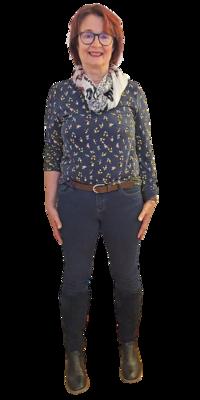Barbara Züger aus Buttikon nach dem Abnehmen mit ParaMediForm