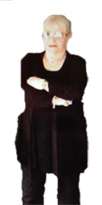 Esther Banischewski aus Schaffhausen vor dem Abnehmen mit ParaMediForm