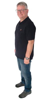 Daniel Buchs de Hornussen après avoir perdu du poids avec ParaMediForm