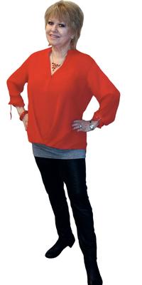 Christiane Steiner de St. Gallen après avoir perdu du poids avec ParaMediForm