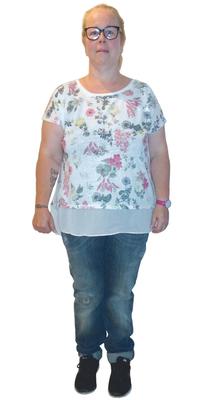 Jrène Dietrich de St. Gallen avant de perdre du poids avec ParaMediForm