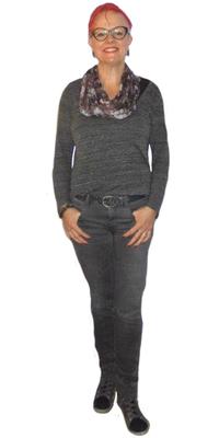 Anita Binks de Gossau après avoir perdu du poids avec ParaMediForm