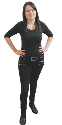 Lea Berger de Gossau après avoir perdu du poids avec ParaMediForm