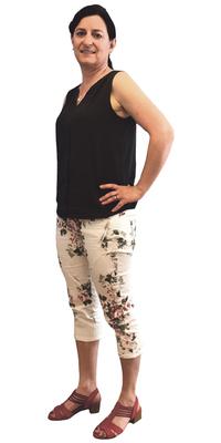 Corinne Mohler de St. Gallen après avoir perdu du poids avec ParaMediForm