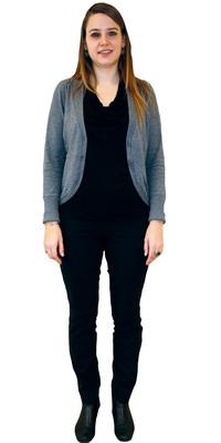 Brigitte Corti de Schlieren après avoir perdu du poids avec ParaMediForm