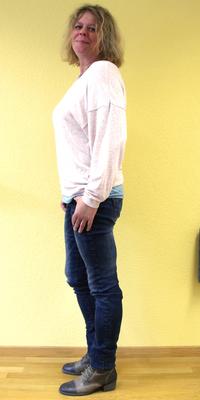 Daniela Eisenring de Dietikon après avoir perdu du poids avec ParaMediForm