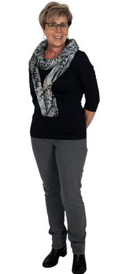 Silvia Schneider de Uster après avoir perdu du poids avec ParaMediForm