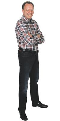 Felix Moser de Wila après avoir perdu du poids avec ParaMediForm