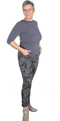 Jolanda Hüppi de Wetzikon après avoir perdu du poids avec ParaMediForm