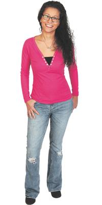 Rosalba Puntillo de Turbenthal après avoir perdu du poids avec ParaMediForm